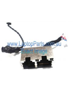 Toshiba Portege R200-S2031 (PPR21U-01702F)  Replacement Laptop RJ11 and RJ45 Ports