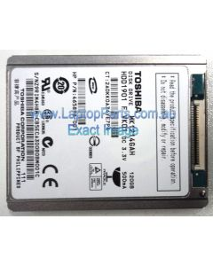 """Toshiba MK1214GAH 465896-001 1.8\"""" Hard Disk Drive 120GB"""