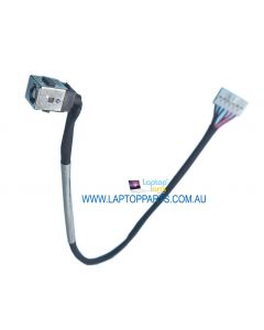 MSI MS-1755 MS1755  MS-16GA Replacement Laptop DC Power Jack with Cable