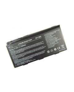 MSI GT60 GT70 GT663R GT670 GT760  GT680 GX780R GX680R GX780 Replacement Laptop Battery BTY-M6D GENERIC