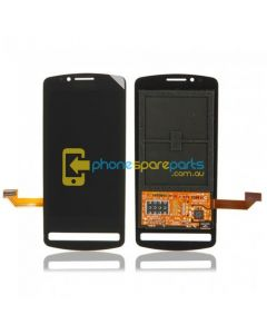 Nokia 700 LCD and Touch Screen Assembly Black - AU Stock