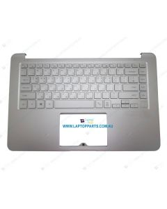 SAMSUNG NP900X5N 900X5N Replacement Laptop Upper Case / Palmrest with Backlit Keyboard