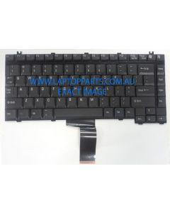 Toshiba Satellite R20 Replacement Laptop keyboard B83C000742US P000464040 NEW
