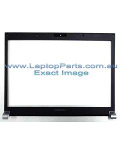 Toshiba Portege R600 (PPR61A-029040)  LCD MASK ASSY P000514150