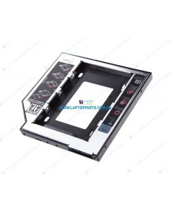 Apple MacBook Pro A1278 A1286 A1297 Replacement Laptop 2nd 9.5mm SATA HDD SSD Caddy Adapter Bay