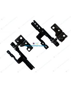 Samsung NP-740U3E NP740U3E 740U3E Replacement Laptop LCD Hinges (Left and Right)