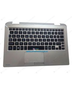 Toshiba Satellite L10W-B00D PSKVUA-00D001 KEYBOARD - US/Australia-(with Top Case-Touchpad-Speaker) H000074960