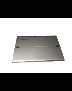 Lenovo MIIX 510-12ISK USED 80U1004FAU BACK Cover / HOUSING Silver 5CB0M13867