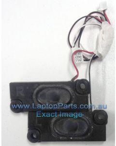 Toshiba Satellite L500 (PSLJ3A-01R015) Replacement Laptop Speaker Set PK23000BK00 USED