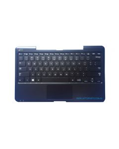 Samsung Ativ Smart PC 700T1C XE700T1C Replacement Laptop Palmrest with US Keyboard