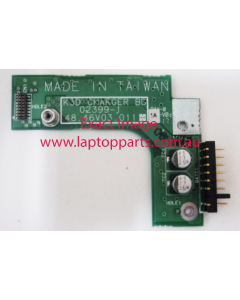 Acer Extensa 2000 Aspire 1500 Travelmate 250 Series Laptop Replacement Battery Board 48.46V03.011 - USED