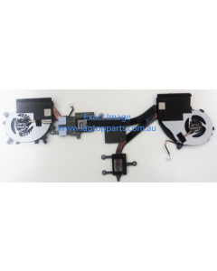 Acer Aspire V5 Series 572PG-53334G75 Laptop Replacement CPU Fan and Heat Sink AB0705HX070B00 SV34ZRKTMTN2036108S NEW