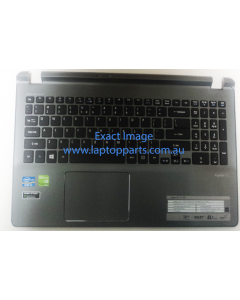 Acer Aspire V5 Series 572PG-53334G75 Laptop Replacement Top Case With Keyboard and Touch Pad EAZRK0020201 - NEW