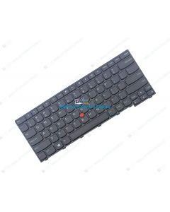 Lenovo ThinkPad Replacement Laptop US Keyboard 01EN468 LARUE3-USE SG-85950-XUA CS13T SN20L82457