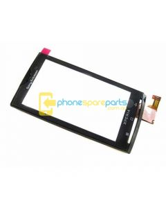 Sony Ericsson Xperia X10 touch screen Black - AU Stock