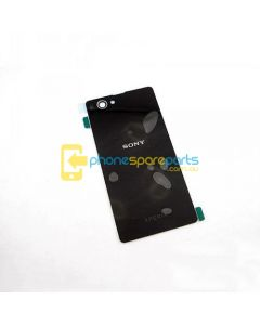 Sony Xperia Z1 Compact Back Cover Black - AU Stock