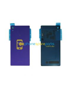 Sony Xperia Z2 Back Cover Purple - AU Stock