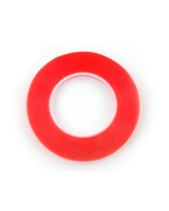 2-mm Tesa 4965 Red Tape Custom cut rolls for repair. (Adhesive / Double Sided Tape)