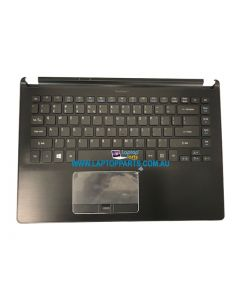 Acer TravelMate TMP446-M Replacement Laptop Uppercase Assembly with Keyboard with TouchPad Module 60.VARN7.028