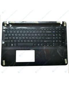SONY SVF15E SVF152A29M SVF152A29L SVF152A29W Replacement Laptop Black Upper Case / Palmrest with US Keyboard