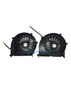 Sony Vaio PCV-A1111T PCV-A1111W VPCL11M1E F117F Replacement Laptop CPU Cooling Fan UDQF2RH55DF0