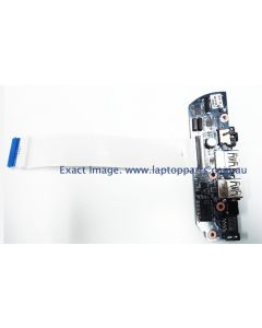 HP Touchsmart 15-J003TU 15-J023CL Laptop Replacement USB and Audio Board With Cable 605CA2548501 - NEW
