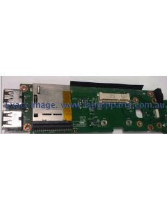 Acer Travelmate 8431 Laptop USB Board & Wireless Card Reader 6050A2291701 - USED