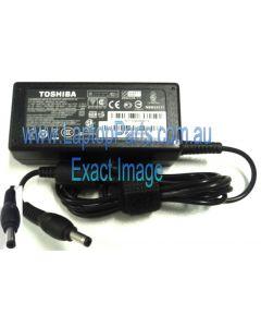 Toshiba Satellite A100 (PSAA5A-01H00T)  AC ADAPTOR 65W 19V 3.42A 3PIN LITEON V000055220