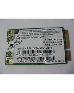 Toshiba Satellite M200 (PSMC0A-01X00N)  WLAN CARD 802.11AG GOLAN MOW1 V000060830