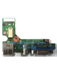Toshiba Satellite M200 (PSMC0A-01X00N)  IO BOARD MA1010M V000090290