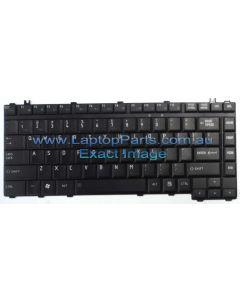 Toshiba Satellite Pro L300 (PSLB9A-00L002)  KEYBOARD   USAustralia CHICONY BLACK V000120240