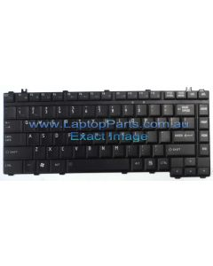 Toshiba Satellite Pro L300 (PSLB1A-01N008)  KEYBOARD   USAustralia DARFON BLACK V000120250