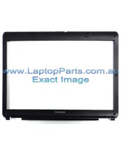 Toshiba Satellite L300 (PSLB8A-01F004)  LCD Top Cover WO CAMERA V000130020