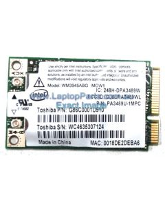 Toshiba Satellite A100 WIRELESS LAN PCI CARD - V00060830