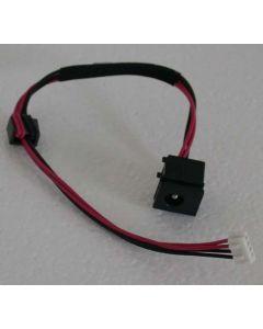 Toshiba Satellite  L350 L350D M200 M205 Laptop DC Power Jack in Harness