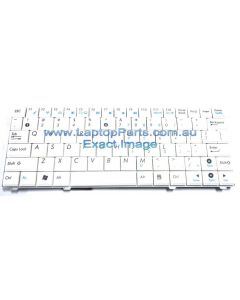 ASUS EEE PC T91 Replacement Laptop White Keyboard 0KNA-092UA02 V100462AS1US
